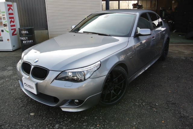 BMW・5シリーズの画像 p1_22