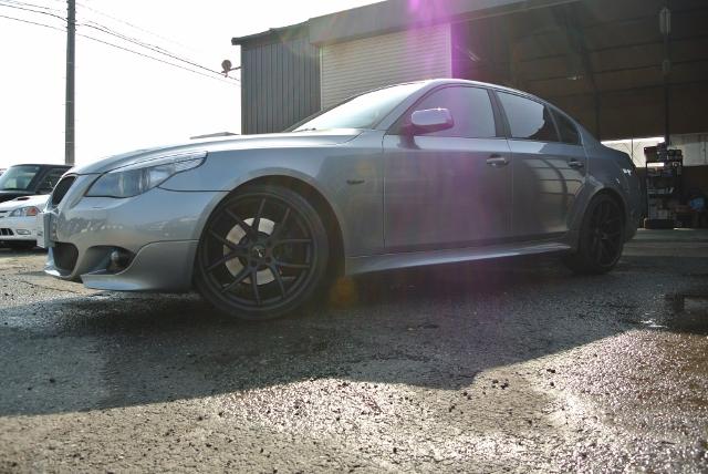 BMW・5シリーズの画像 p1_14